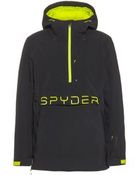 Spyder Signal Windbreaker - Schwarz