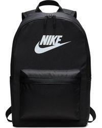 Nike Sportrucksack »Nike Heritage 2.0 Backpack« - Schwarz