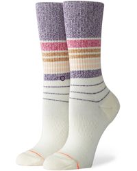 Stance Bring it back Crew Sneakersocken - Natur