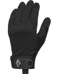Black Diamond Crag Gloves Kletterhandschuhe - Schwarz