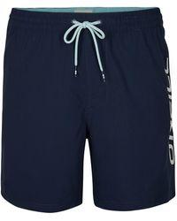 O'neill Sportswear Cali Badeshorts - Blau