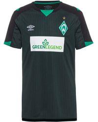 Umbro Werder Bremen 21-22 3rd Trikot - Schwarz