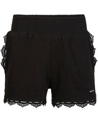O'neill Sportswear - Drapey Shorts - Lyst
