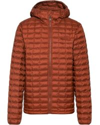 The North Face Thermoball EcoTM Steppjacke - Rot