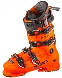 Tecnica MACH1 LV 130 Skischuhe - Orange