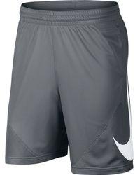 Nike Herren M Nk Short Hbr Kurze Sporthose - Grau