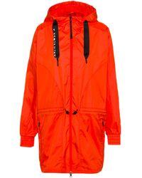 adidas Karlie Kloss Wind.Ready Parka - Orange