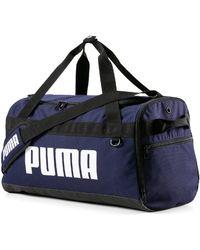 PUMA Challenger Duffle S Sporttasche - Blau