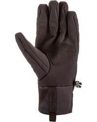 The North Face APEX ETIP Fingerhandschuhe - Schwarz