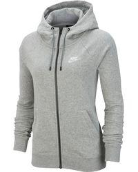 Nike - Essential Sweatjacke - Lyst