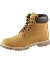 Fila Woodland N Mid Boots - Natur
