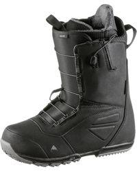 Burton Ruler Snowboard Boots - Schwarz