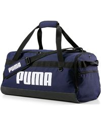 PUMA Challenger Duffle M Sporttasche - Blau
