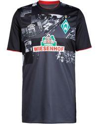 Umbro Werder Bremen 20-21 3rd Trikot - Schwarz