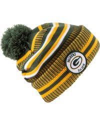 KTZ Green Bay Packers Bommelmütze - Grün