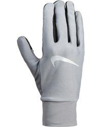 Nike Lightweight Tech Laufhandschuhe - Grau