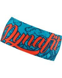Dynafit GRAPHIC PERFORMANCE Stirnband - Blau