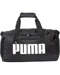 PUMA Sporttasche - Schwarz