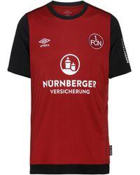 Umbro FC Nürnberg 19/20 Heim Trikot - Rot