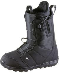 Burton Moto Snowboard Boots - Schwarz