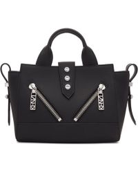KENZO - Black Holiday Mini Kalifornia Bag - Lyst