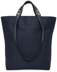 Haerfest Navy H6 Tote Bag - Blue