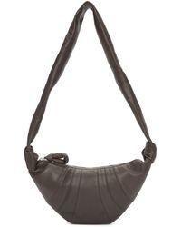 Lemaire Ssense Exclusive Grey Bum Bag - Multicolour