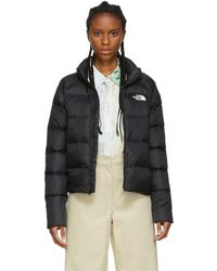 The North Face Black Down Hyalite Jacket