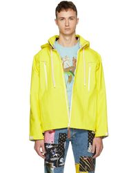 Loewe - Yellow Paulas Ibiza Edition Jacket - Lyst