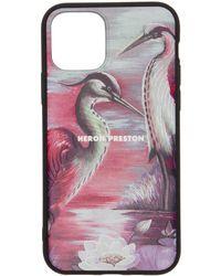 Heron Preston - ピンク Times Iphone 11 Pro ケース - Lyst