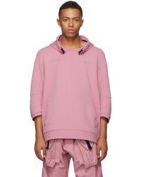 Nike - Pink Acg Hoodie - Lyst