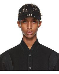 Givenchy ブラック キャップ