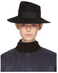 Timeless Waterproof Felt Kate Hat Maison Michel Clearance Professional AuzHni4