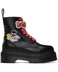 Dr. Martens Hello Kitty And Friends エディション ブラック Jadon ブーツ