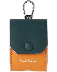 Paul Smith マルチカラー Airpods ロゴ ケース - グリーン