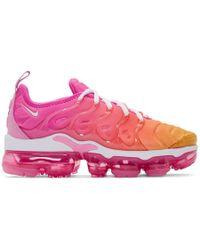 Nike Women's Air Vapormax Plus - Pink
