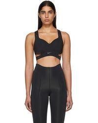 Nike - Black Xx High Support Sports Bra - Lyst