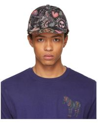 Paul Smith - Casquette multicolore 1974 Baseball exclusive a SSENSE - Lyst