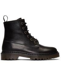 A.P.C. ブラック Enorah ブーツ