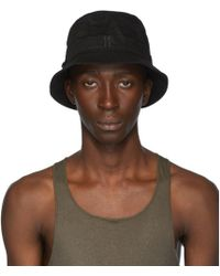Boris Bidjan Saberi 11 Black New Era Edition Bucket Hat