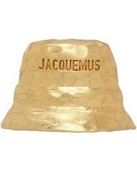Jacquemus - ゴールド Le Bob シングル ピアス - Lyst