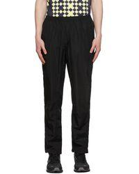 True Tribe Black Casual Steve Lounge Pants