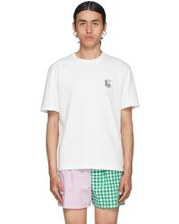 Mastermind Japan White C2h4 Edition 'c-mastermind' Graphic T-shirt