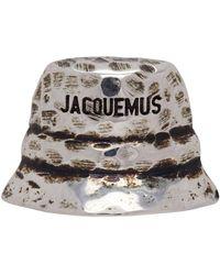Jacquemus Silver 'le Bob' Single Earring - Metallic