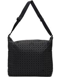 Bao Bao Issey Miyake Black Curve Messenger Bag