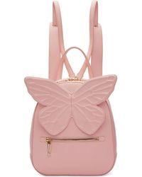Sophia Webster - Pink Kiko Butterfly Backpack - Lyst