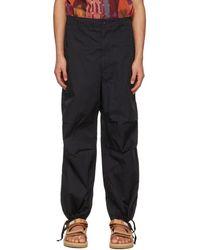 Engineered Garments - ブラック トラウザーズ - Lyst