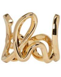 Chloé - Gold Ring - Lyst