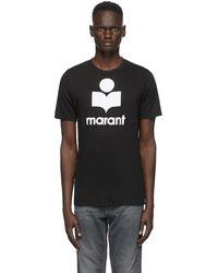 Isabel Marant T-shirt noir Karman