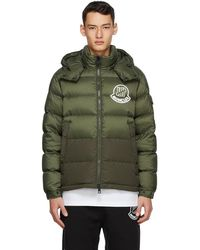 Moncler Genius 2 Moncler 1952 コレクション Undefeated Edition グリーン Arensky ダウン ジャケット